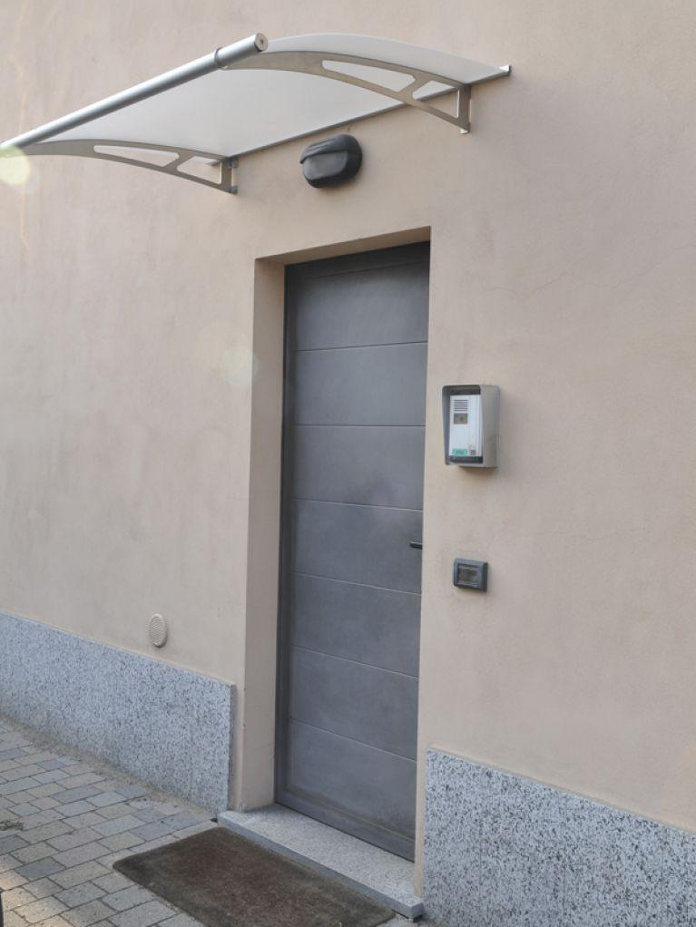 Porte per esterno edificio