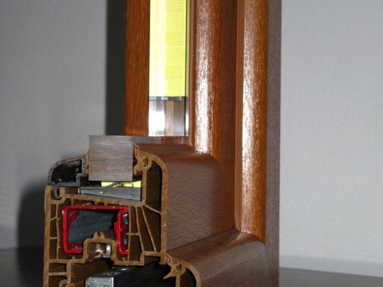 Produzione infisso in legno
